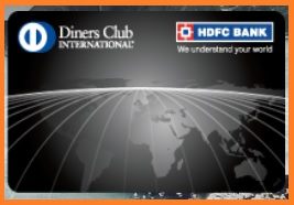hdfc bank diners club credit card benefits