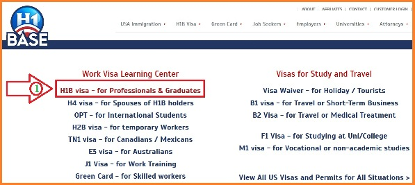 Track H1B Visa Application Status Online