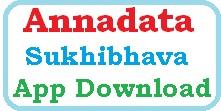 Annadata Sukhibhava App Download