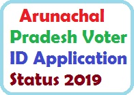 Arunachal Pradesh Voter ID Search 2019