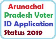 Arunachal Pradesh Voter ID Search 2019