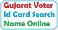 Gujarat Voter id Card