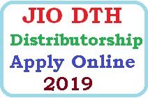 JIO DTH Distributorship