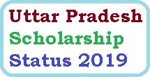UP Scholarship Status 2019