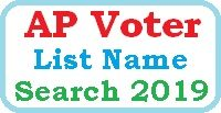 AP Voter List Name search 2019