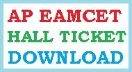 AP EAMCET hall ticket 2019 download