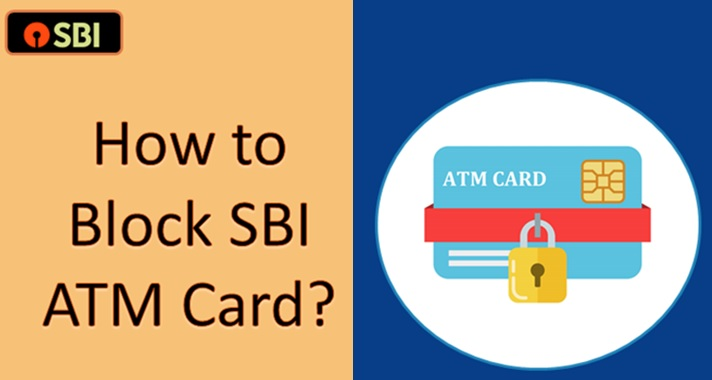 Block SBI ATM Card by SMS, Online, Phone Call