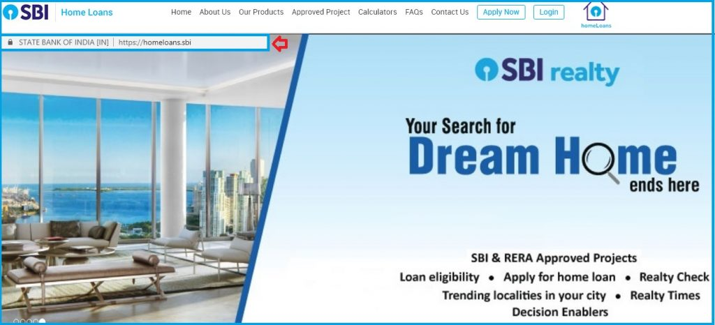 Home loan calculator sbi