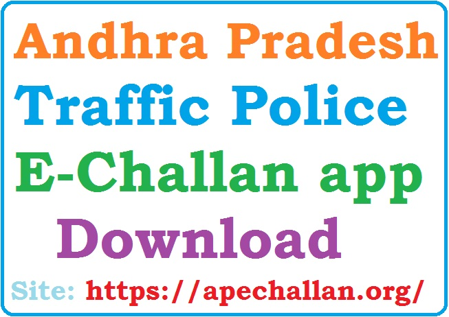 AP Traffic Police e Challan